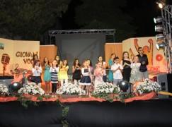 """Decima edizione del Concorso Canoro """"Giovani Voci"""""""