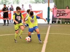 Gazzetta Cup 2014 con Ringo: Real Cosenza A e Segato Viola le vincitrici