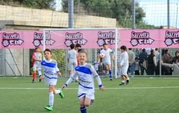 Gazzetta Cup, finali provinciali a Bocale