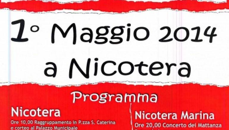 Primo Maggio a Nicotera Marina con i Mattanza