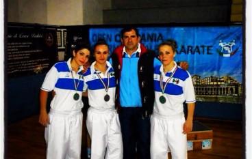 Campionato Europeo di Karate, Melito Porto Salvo unica società italiana presente