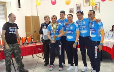 """Ciclismo: Mazzullo si aggiudica il """"1^ Trofeo di Prastarà"""""""