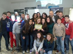 L'Istituto di Oppido Mamertina al Salone di Torino per finale Comix Games