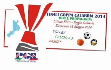 PGS, a Reggio le finali di Coppa Calabria