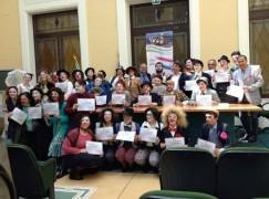 """Consegnati attestati di partecipazione """"Pagliacci in Ospedale 2014"""""""