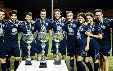 Inagurato il campo di calcio a 5 dell'Università Mediterranea