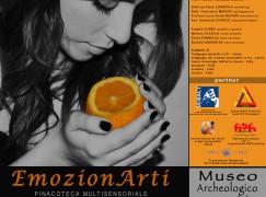 EmozionArti a Reggio Calabria, Pinacoteca Multisensoriale