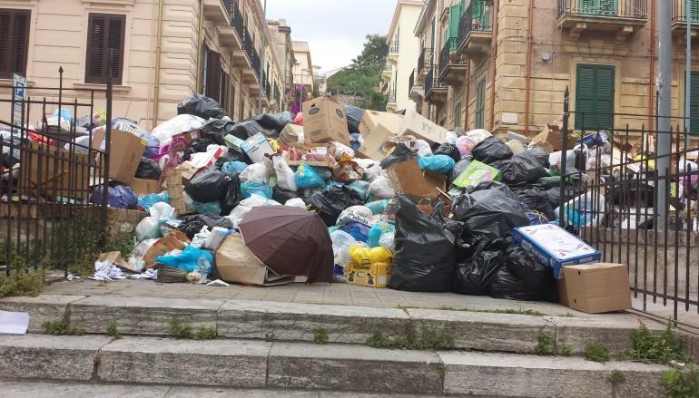 Qual è lo stato dei rifiuti in Calabria?
