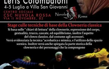 Pagliacci Clandestini, ultimi posti per lo stage con Leris Colombaioni