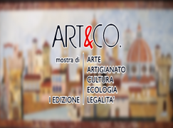 """14 e 15 giugno a Bova Marina arriva """"ART&CO."""". Lo spot video"""