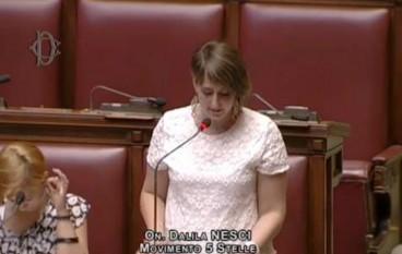 Nesci (M5S) sollecita governo per tutela lavoratori Terina