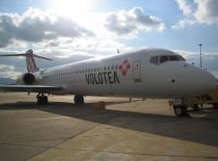 Volotea torna a volare sulla tratta Reggio Calabria-Genova