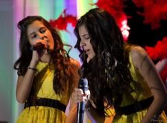 Le gemelle Chiara e Martina Scarpari tornano in Rai
