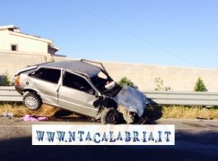 Melito Porto Salvo (Rc), Incidente stradale
