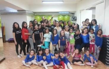 """La compagnia di ballo """"Arte in movimento"""" apre le danze al """"Cilea"""""""
