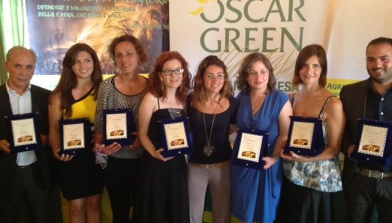 Coldiretti Calabria, report assegnazione Oscar Green a Santa Severina