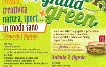 Arghillà Green: manifestazione nel rispetto dell'ambiente