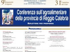 Al Ministro Lanzetta il Premio Bergamotto d'Argento