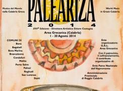 Paleariza 2014, si parte da Palizzi Marina