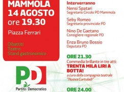 Festa dell'Unità a Mammola