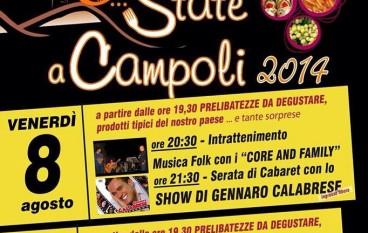 """""""Estate a Campoli"""", tutto pronto per la terza edizione"""