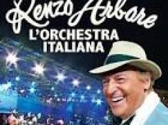 Renzo Arbore e l'Orchestra italiana in concerto a Diamante