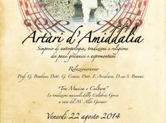 """Condofuri, convegno """"Artàri d'Amiddalìa"""""""