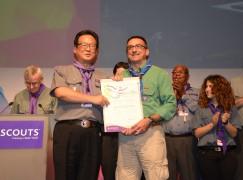 Reggio Calabria, gli scout laici CNGEI premiati a Lubiana