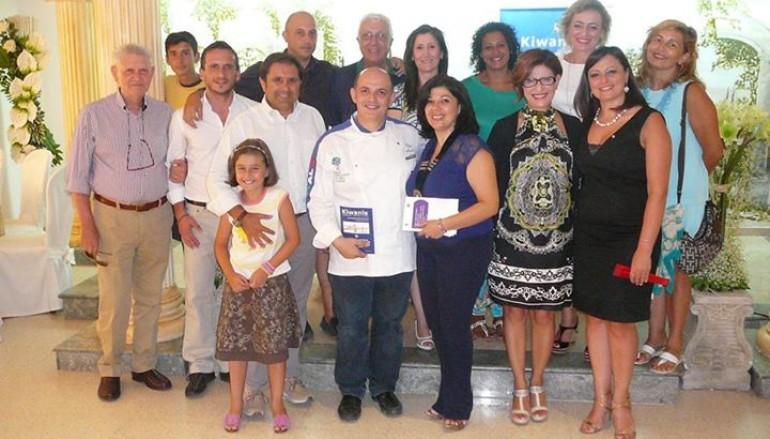 Filippo Cogliandro è il nuovo socio onorario del Kiwanis Club Reghion 2007