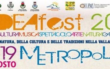 Al DEAfest a Villa San Giuseppe il Ministro Lanzetta e il Presidente Raffa