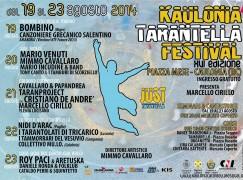 Kaulonia Tarantella Festival, ufficializzato il cast artistico
