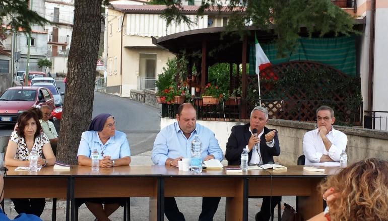 """Bagaladi, presentato il libro """"A 'Ndrangheta"""" di Cosimo Sframeli"""
