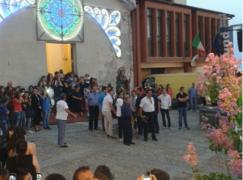 Roccaforte del Greco, successo per la Festa di San Rocco