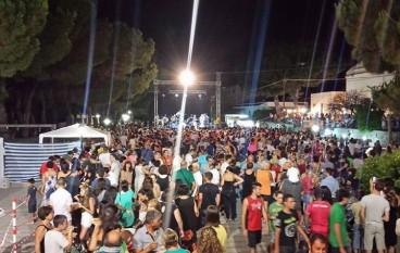 Festa SS Trinità San Lorenzo Marina, Agosto 2014