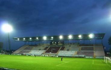Lo Stadio Granillo agibile per la prima di Coppa Italia