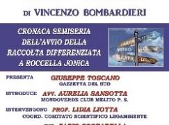 Melito Porto Salvo, presentazione libro Bombardieri