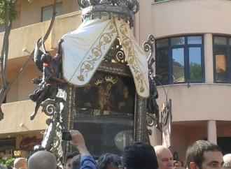 Festa della Madonna della Consolazione a Reggio, le foto