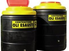 Raccolta olio esausto a Tortora: in un mese la quantità del 2013