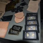 sequestro marchi contraffatti reggio