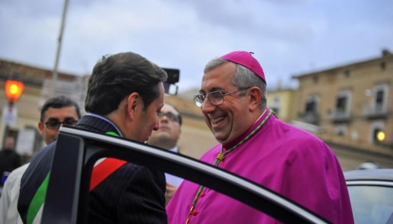 Saluto di benvenuto al neo arcivescovo di Rossano-Cariati