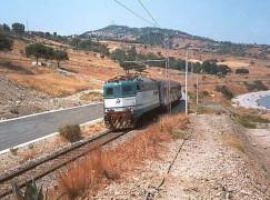 Area grecanica, protesta contro smantellamento linea ferroviaria