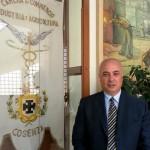 Il presidente Klaus Algieri