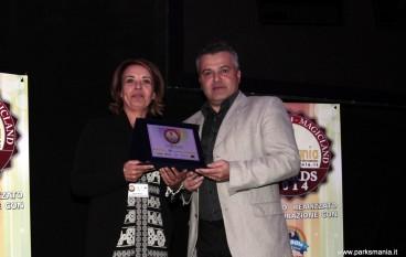 Parchi acquatici: Parksmania Awards, premio speciale