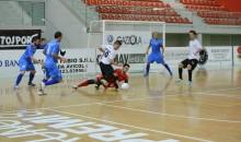 Calcio 5, Fabrizio-Corigliano ko a Sestu
