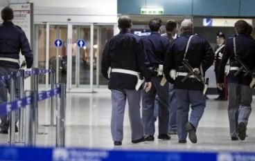 Ebola: a Malpensa polizia opera senza protezione