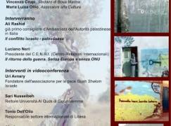 """Bova Marina, seminario """"Insieme per la pace per una nuova convivenza euromediterranea"""""""