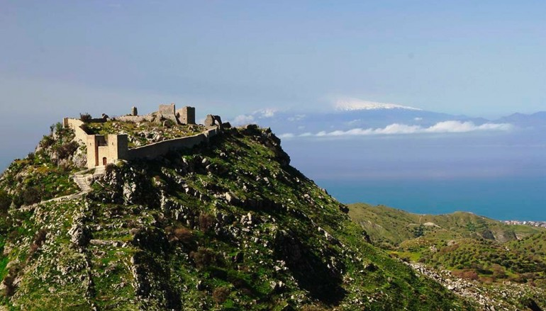 Consolidamento della fortezza Santo Niceto