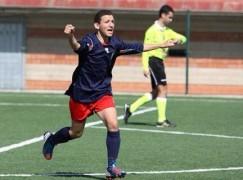 Fabiano Vergine, un calciatore in rampa di lancio