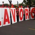 lavoratori protesta