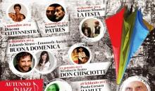 Polistena (r.c.),si apre la stagione teatrale 2014/2015